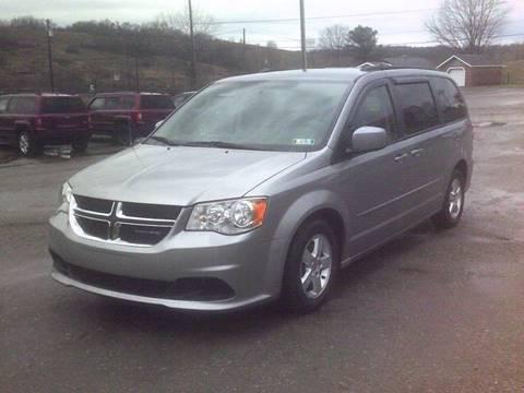 2013 Dodge Grand Caravan for sale in Mount Pleasant, PA