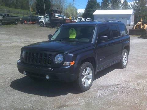 2014 Jeep Patriot for sale in Mount Pleasant, PA