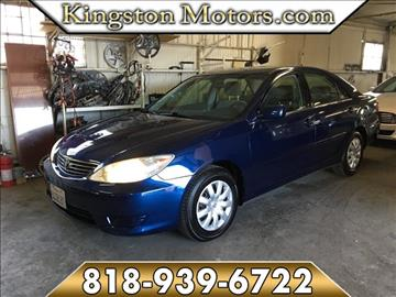 2006 Toyota Camry For Sale Anaconda MT  Carsforsalecom