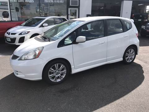 2011 Honda Fit for sale in West Newfield, ME