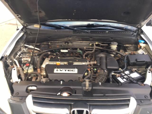 2003 Honda CR-V AWD EX 4dr SUV - West Newfield ME