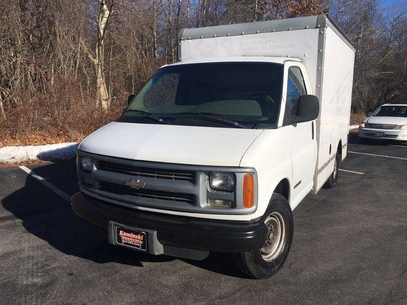 1999 Chevrolet Express 3500  - West Newfield ME