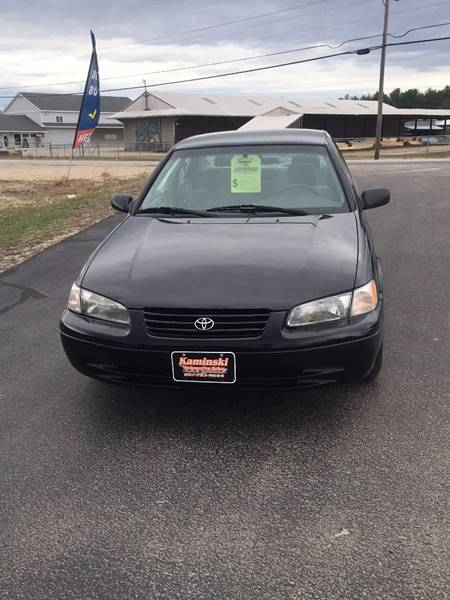 1998 Toyota Camry LE 4dr Sedan - West Newfield ME