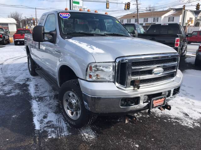 2006 Ford F-250 Super Duty XLT 4dr SuperCab 4WD SB - West Newfield ME