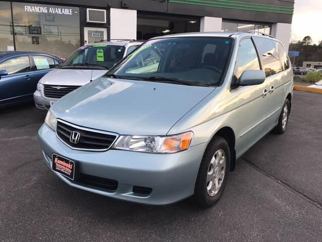 2004 Honda Odyssey EX 4dr Mini-Van - West Newfield ME