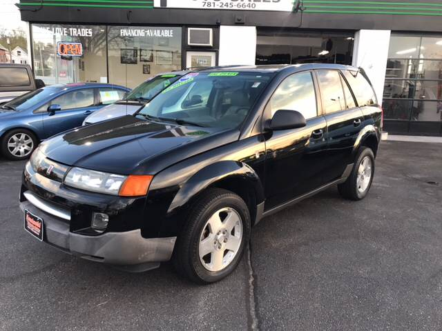 2004 Saturn Vue AWD 4dr SUV V6 - West Newfield ME