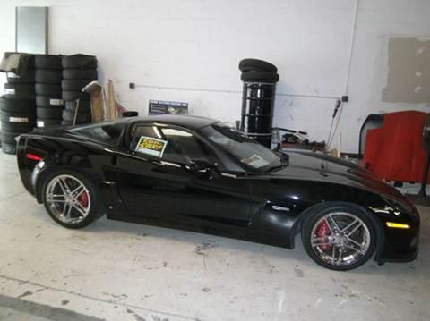 2007 Chevrolet Corvette for sale at VICTORY LANE AUTO SALES in Port Richey FL