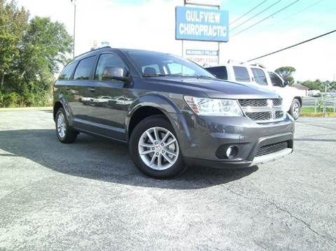 2014 Dodge Journey for sale at VICTORY LANE AUTO SALES in Port Richey FL