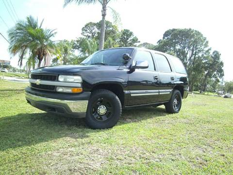 2006 Chevrolet Tahoe for sale at VICTORY LANE AUTO SALES in Port Richey FL