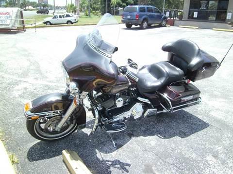 2006 Harley-Davidson Electra Glide for sale in Port Richey, FL