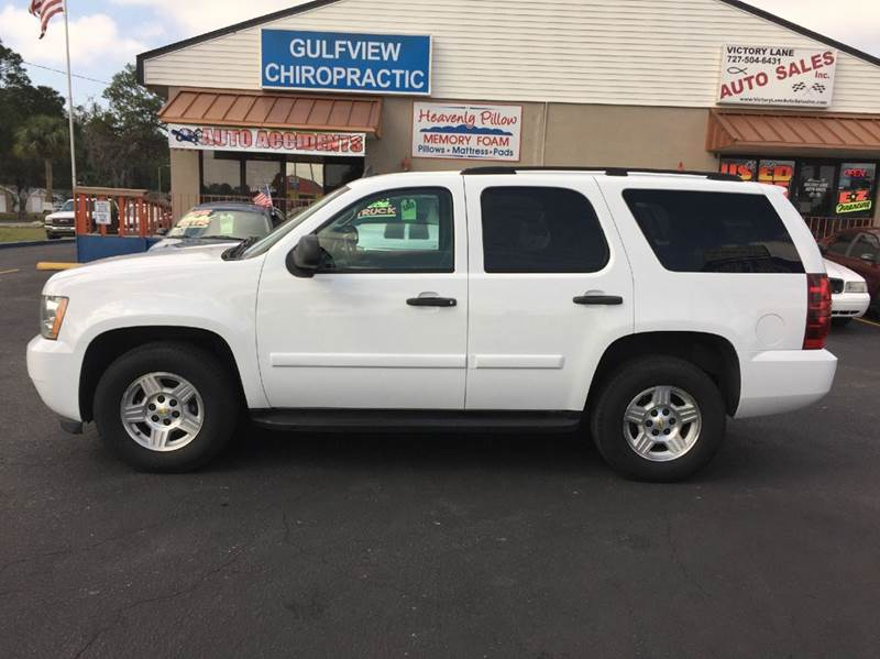 2008 Chevrolet Tahoe 4x2 LS 4dr SUV In Port Richey FL - VICTORY LANE