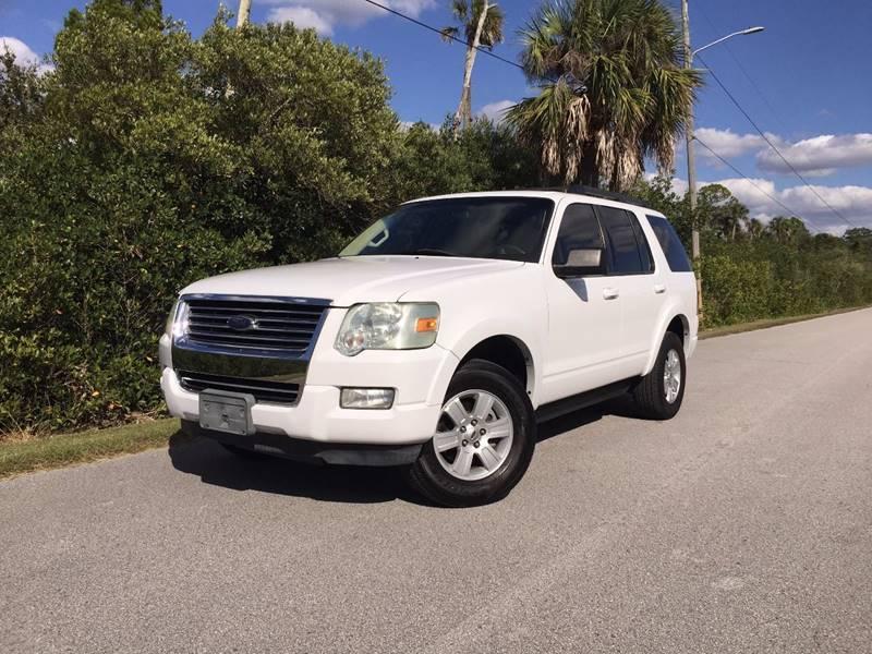 2010 ford explorer 4x4 xlt 4dr suv in port richey fl victory lane auto sales. Black Bedroom Furniture Sets. Home Design Ideas
