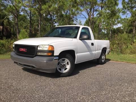 2002 GMC Sierra 1500 for sale in Port Richey, FL