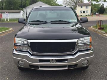 2004 GMC Sierra 1500 for sale in Pennsville, NJ