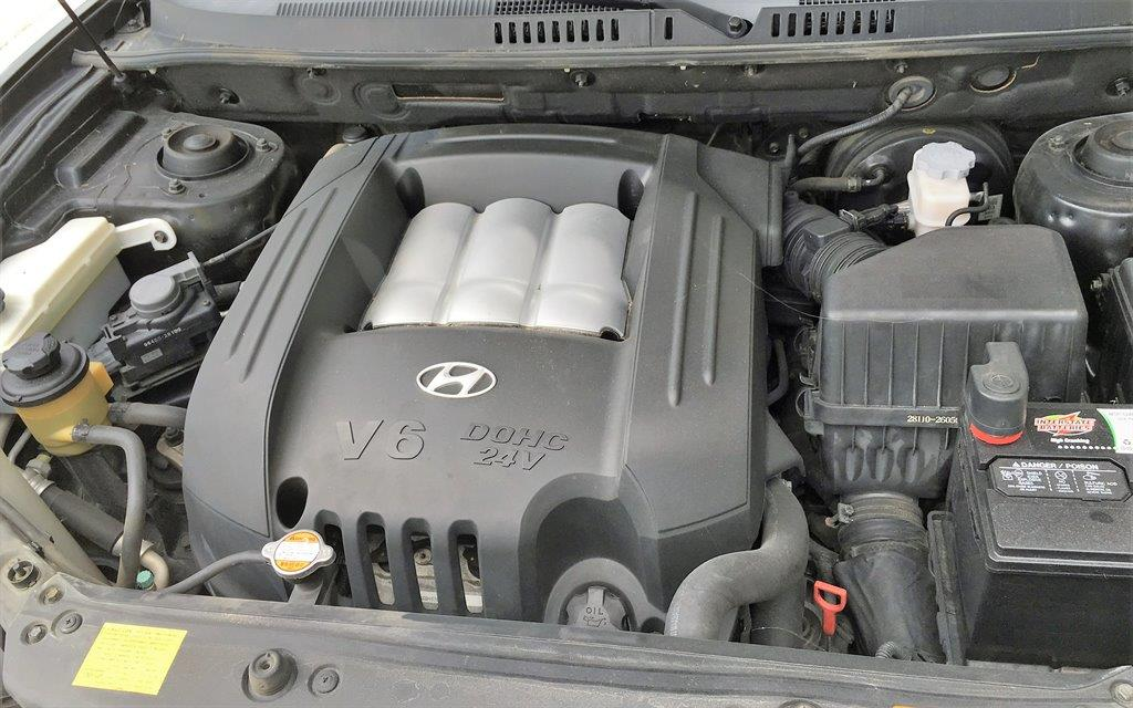 Hyundai 2006 3 Liter Engine Problems And Solutions