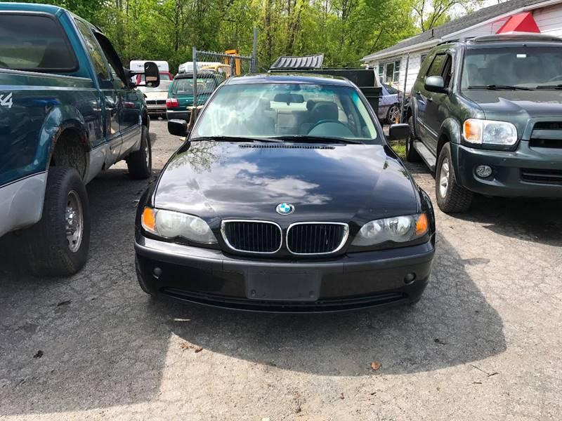2002 BMW 3 Series AWD 325xi 4dr Sedan - New Windsor NY