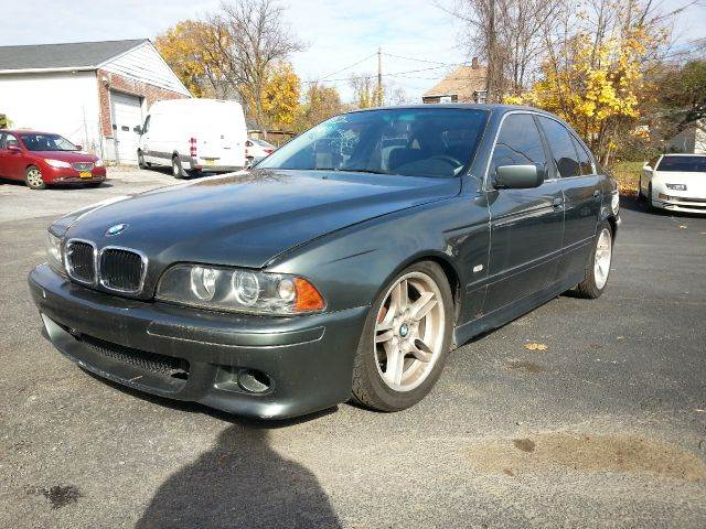 2002 BMW 5 Series 525i 4dr Sedan - New Windsor NY