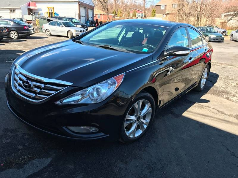 2011 Hyundai Sonata Limited 4dr Sedan - New Windsor NY
