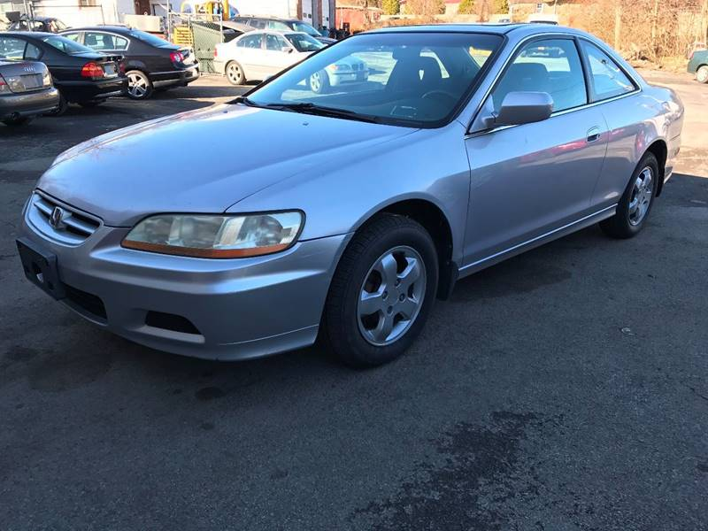2001 Honda Accord EX 2dr Coupe - New Windsor NY