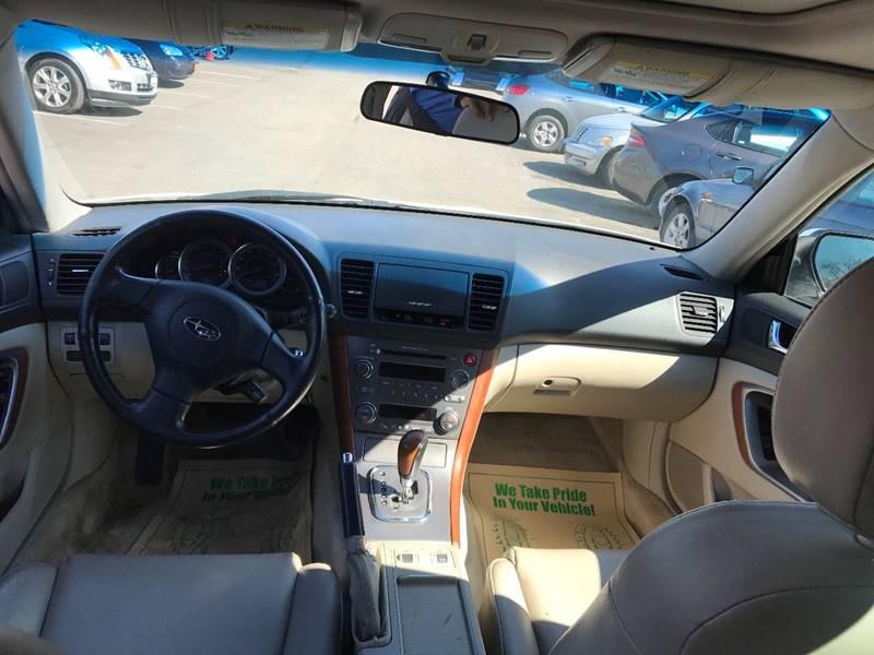 2005 Subaru Outback AWD 2.5i Limited 4dr Wagon - New Windsor NY