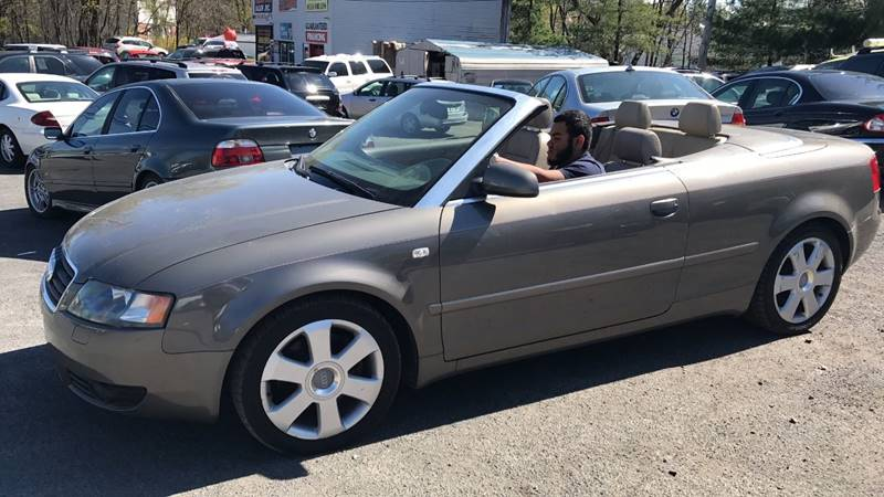 2003 Audi A4 3.0 2dr Convertible - New Windsor NY