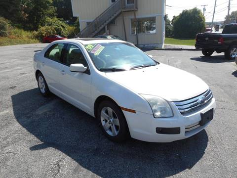 2009 Ford Fusion for sale in Norway, ME