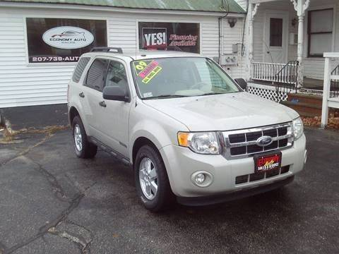 2009 Ford Escape for sale in Norway, ME