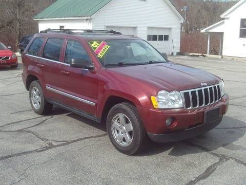 2007 Jeep Grand Cherokee for sale in Norway, ME