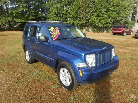 2009 Jeep Liberty for sale in Norway, ME