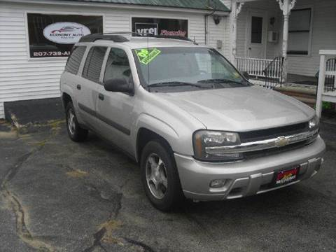 2005 Chevrolet TrailBlazer EXT for sale in Norway, ME