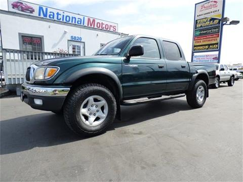 2001 Toyota Tacoma for sale in San Diego, CA