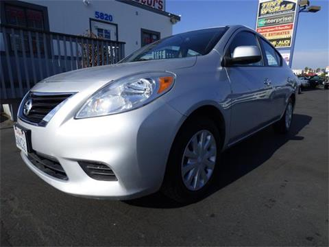 2012 Nissan Versa for sale in San Diego, CA