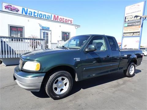 2003 Ford F-150 for sale in San Diego, CA