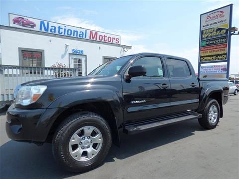 2007 Toyota Tacoma for sale in San Diego CA