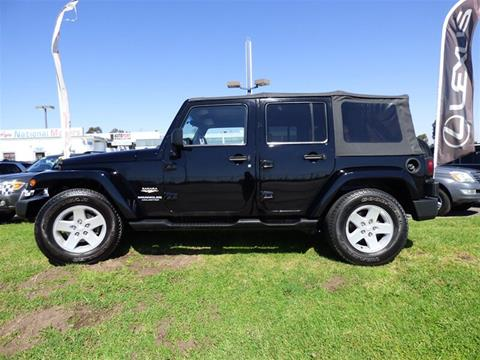 2007 Jeep Wrangler Unlimited for sale in San Diego, CA