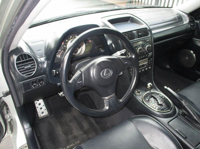2003 Lexus IS 300 4dr Sedan - Fair Oaks CA