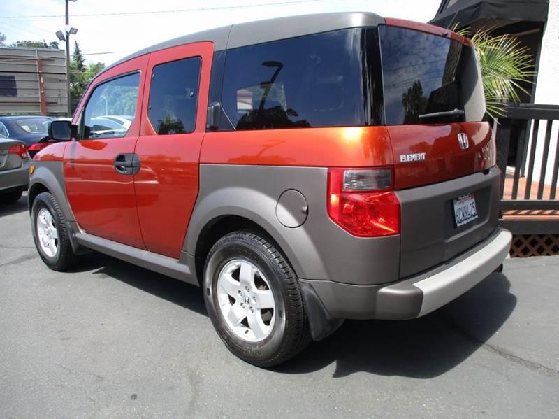 2005 Honda Element EX 4dr SUV - Fair Oaks CA