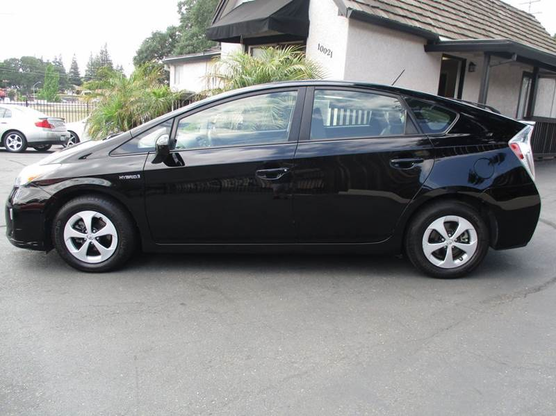 2012 Toyota Prius Two 4dr Hatchback - Fair Oaks CA