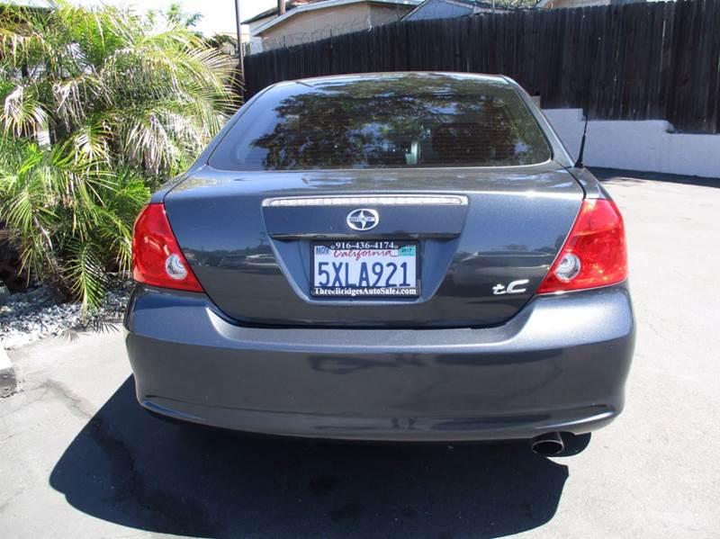 2007 Scion tC 2dr Hatchback (2.4L I4 4A) - Fair Oaks CA