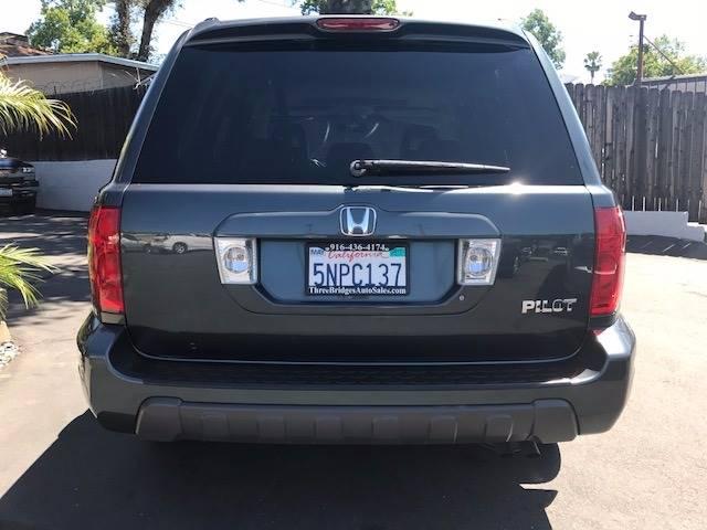 2005 Honda Pilot 4dr EX-L 4WD SUV w/Leather - Fair Oaks CA