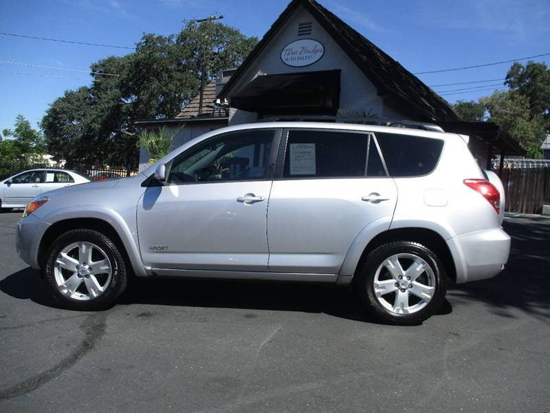 2007 Toyota RAV4 Sport 4dr SUV 4WD V6 - Fair Oaks CA