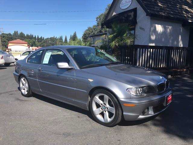 2005 BMW 3 Series 325Ci 2dr Coupe - Fair Oaks CA