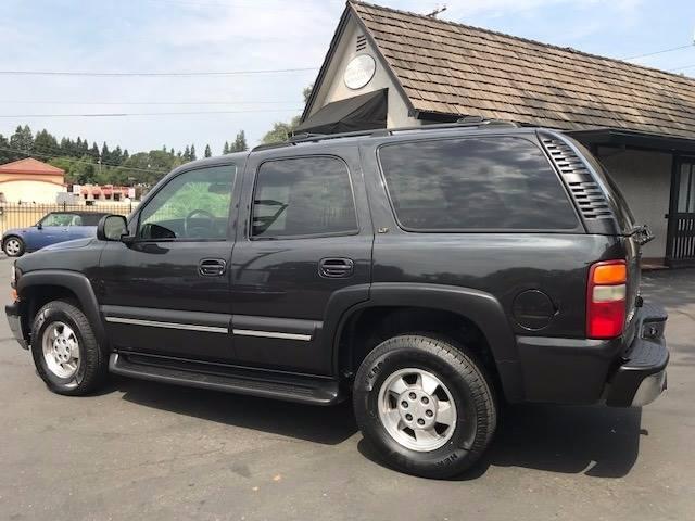 2003 Chevrolet Tahoe LT 4WD 4dr SUV - Fair Oaks CA