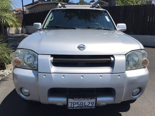 2004 Nissan Frontier 4dr Crew Cab LE-V6 Rwd SB - Fair Oaks CA