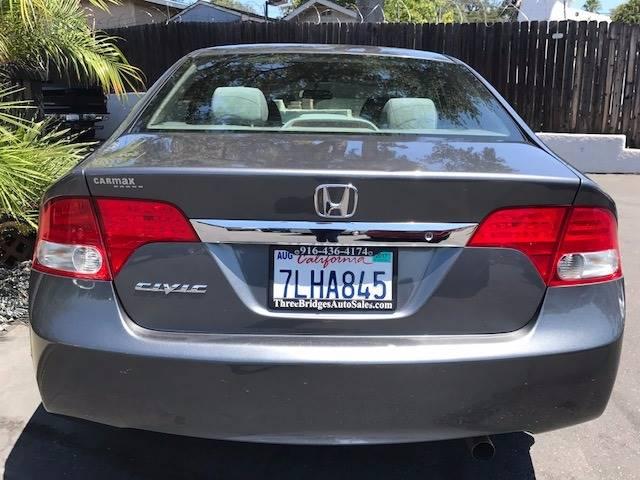 2009 Honda Civic LX 4dr Sedan 5A - Fair Oaks CA