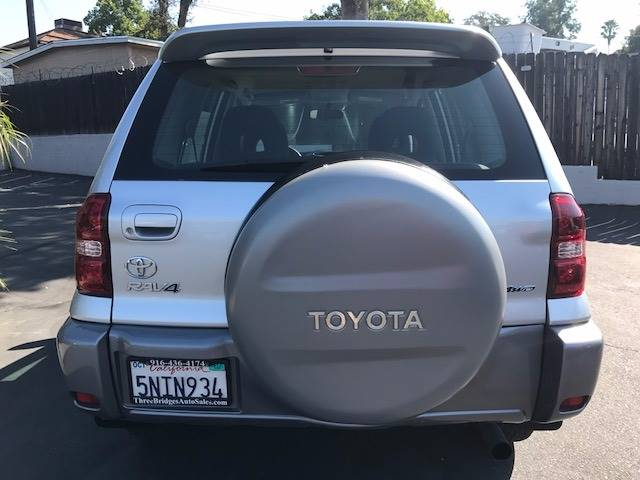 2005 Toyota RAV4 AWD 4dr SUV - Fair Oaks CA