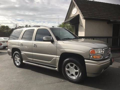2003 GMC Yukon for sale in Fair Oaks, CA