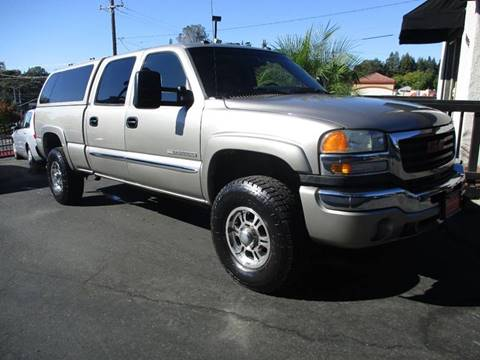 2003 GMC Sierra 2500HD for sale in Fair Oaks, CA