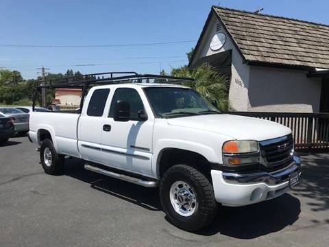 2006 GMC Sierra 2500HD for sale in Fair Oaks, CA