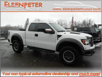 2010 Ford F-150 for sale in Rockford, MN